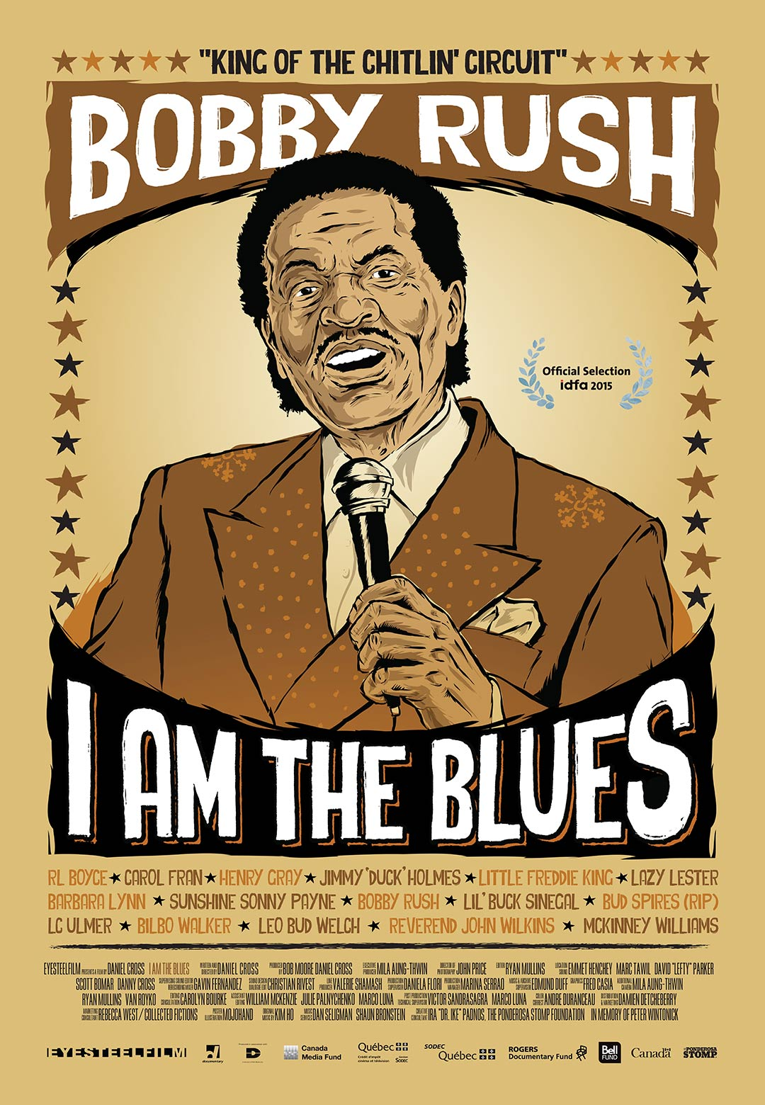 I Am the Blues Poster #1