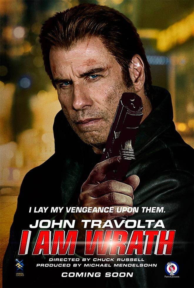 I Am Wrath Poster #1