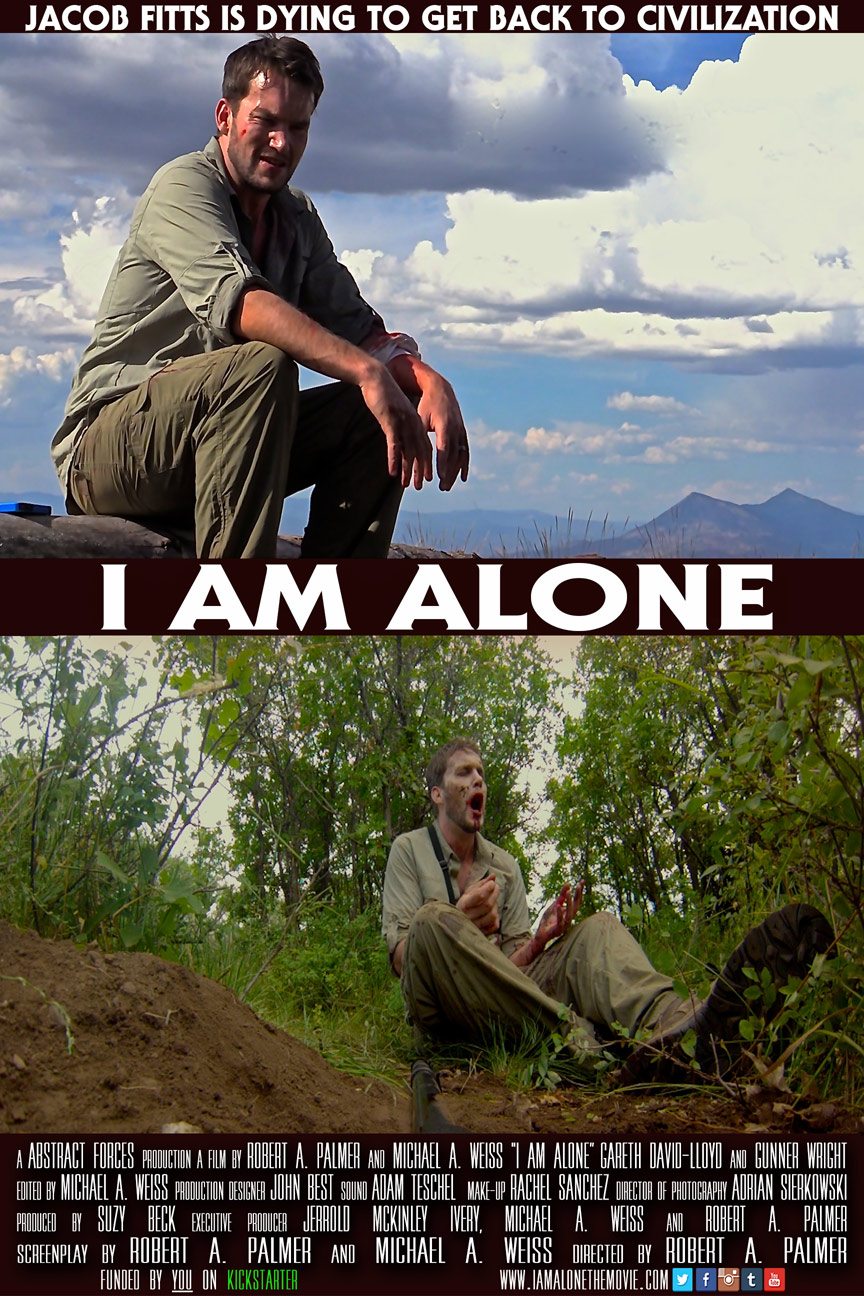 I Am Alone Poster #1