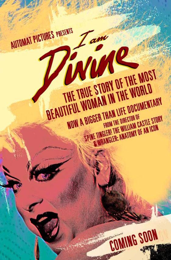 I Am Divine Poster #1