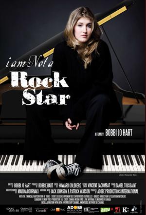 I Am Not a Rock Star Poster #1