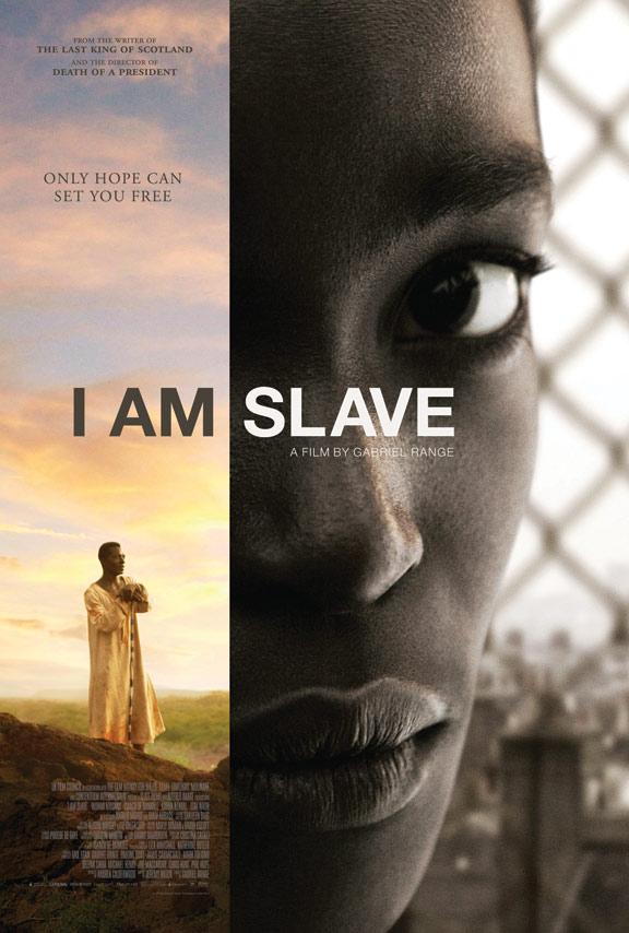 I Am Slave Poster #1