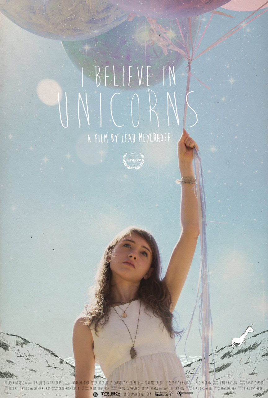 I Believe in Unicorns Poster #2