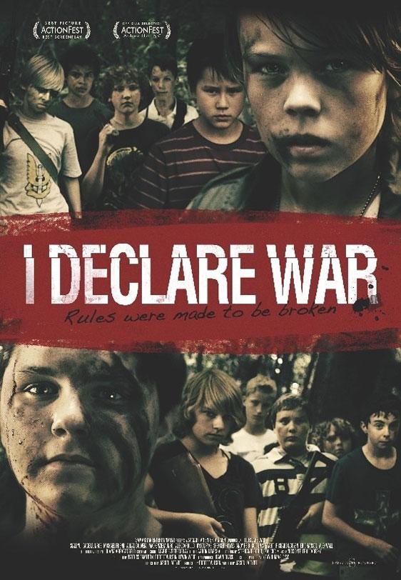 I Declare War Poster #1