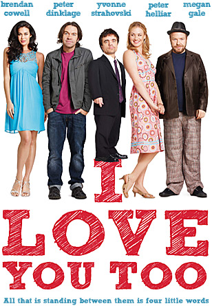 I Love You Too Poster #1