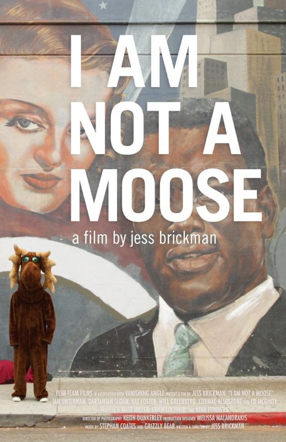 I Am Not a Moose Poster #1