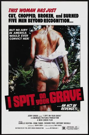 I Spit on Your Grave (Day of the Woman) Poster #1