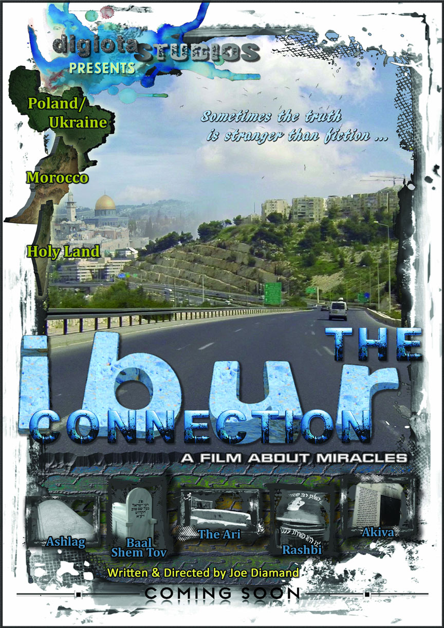 The IBUR Connection Poster #1