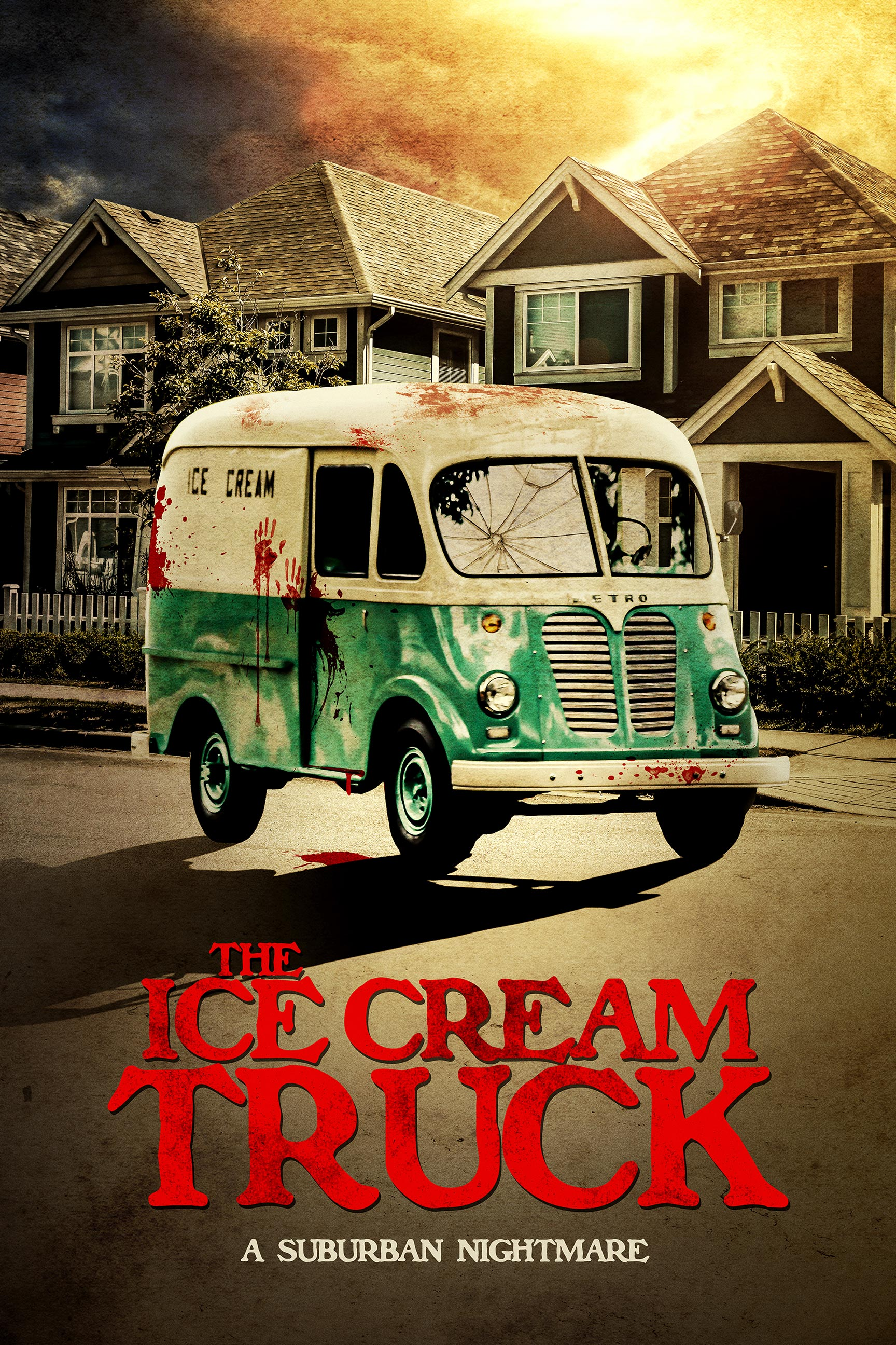 The Ice Cream Truck Poster #1
