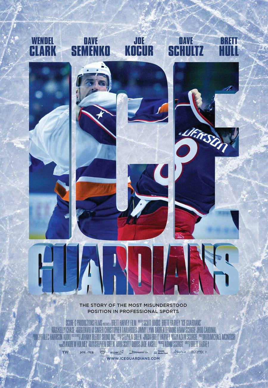 Ice Guardians Poster #1