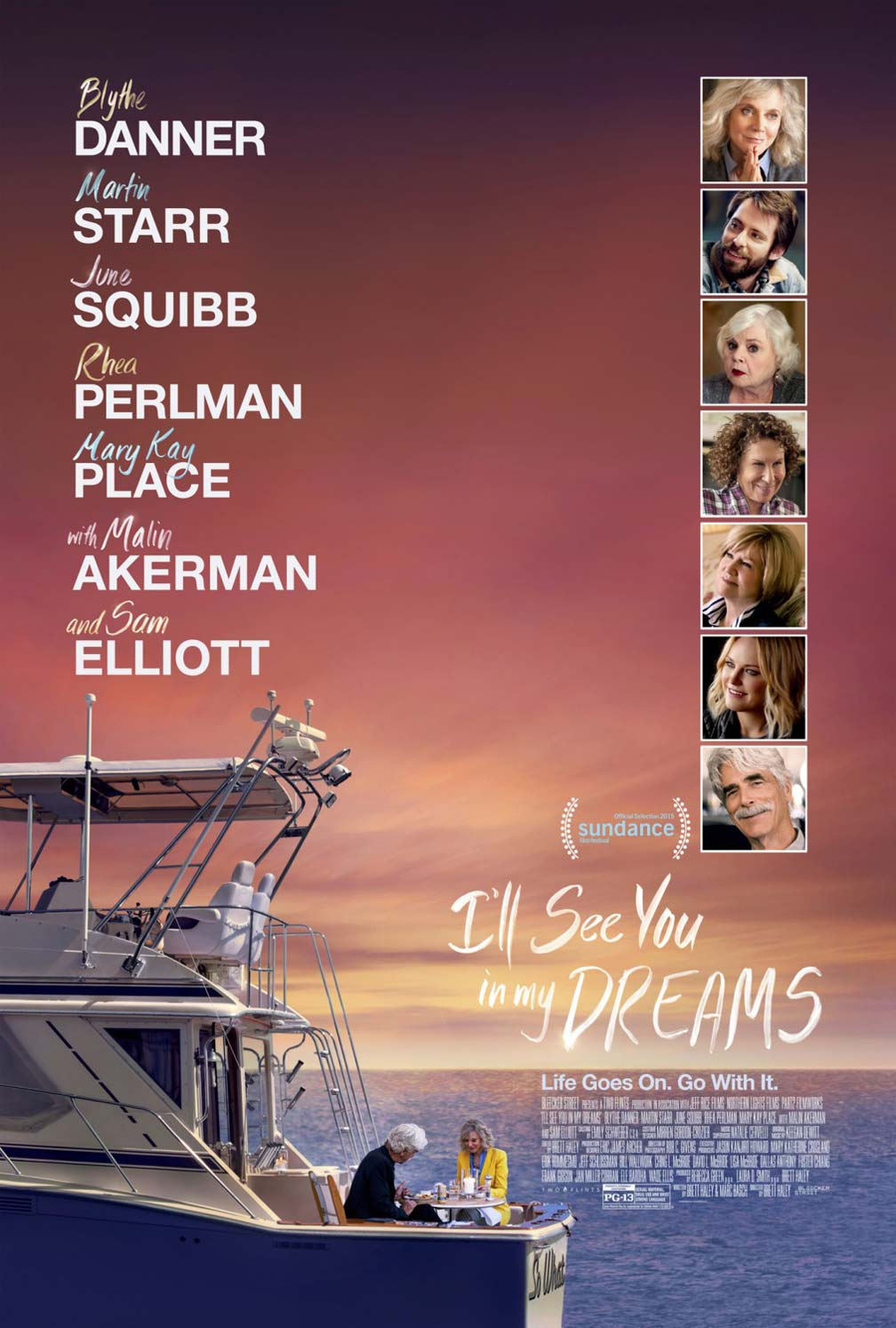 I'll See You in My Dreams Poster #1