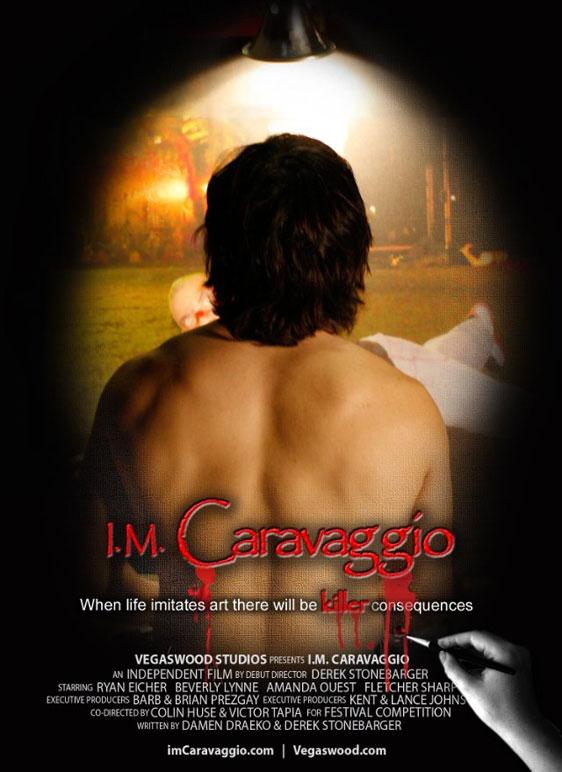 I.M. Caravaggio Poster #1