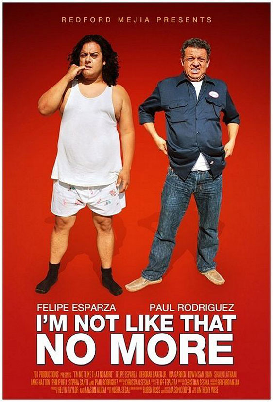 I'm Not Like That No More Poster #1