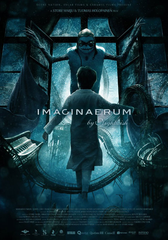 Imaginaerum Poster #1
