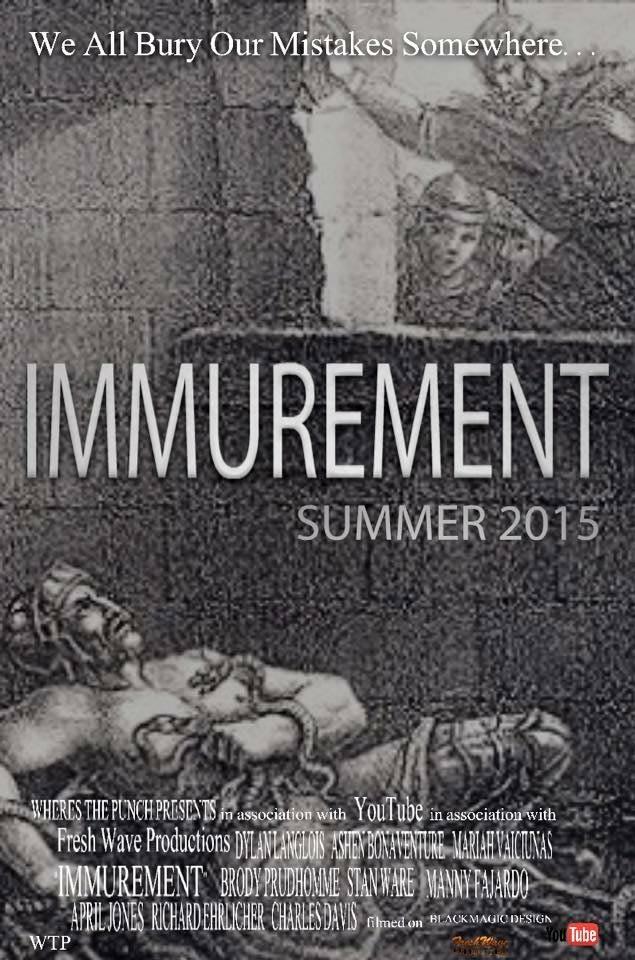 Immurement Poster #1