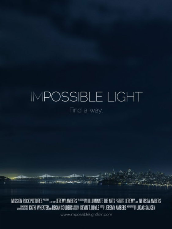 Impossible Light Poster #1