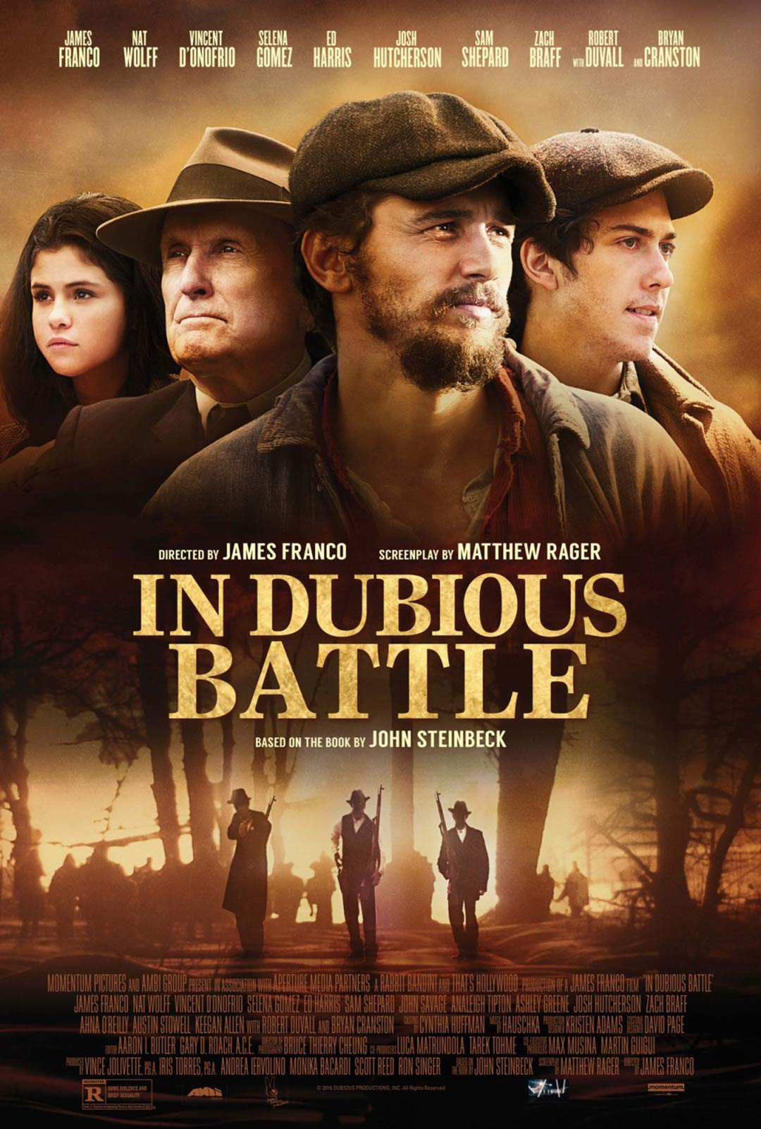 In Dubious Battle Poster #2