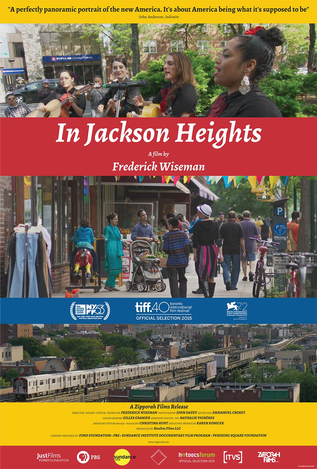 In Jackson Heights Poster #1
