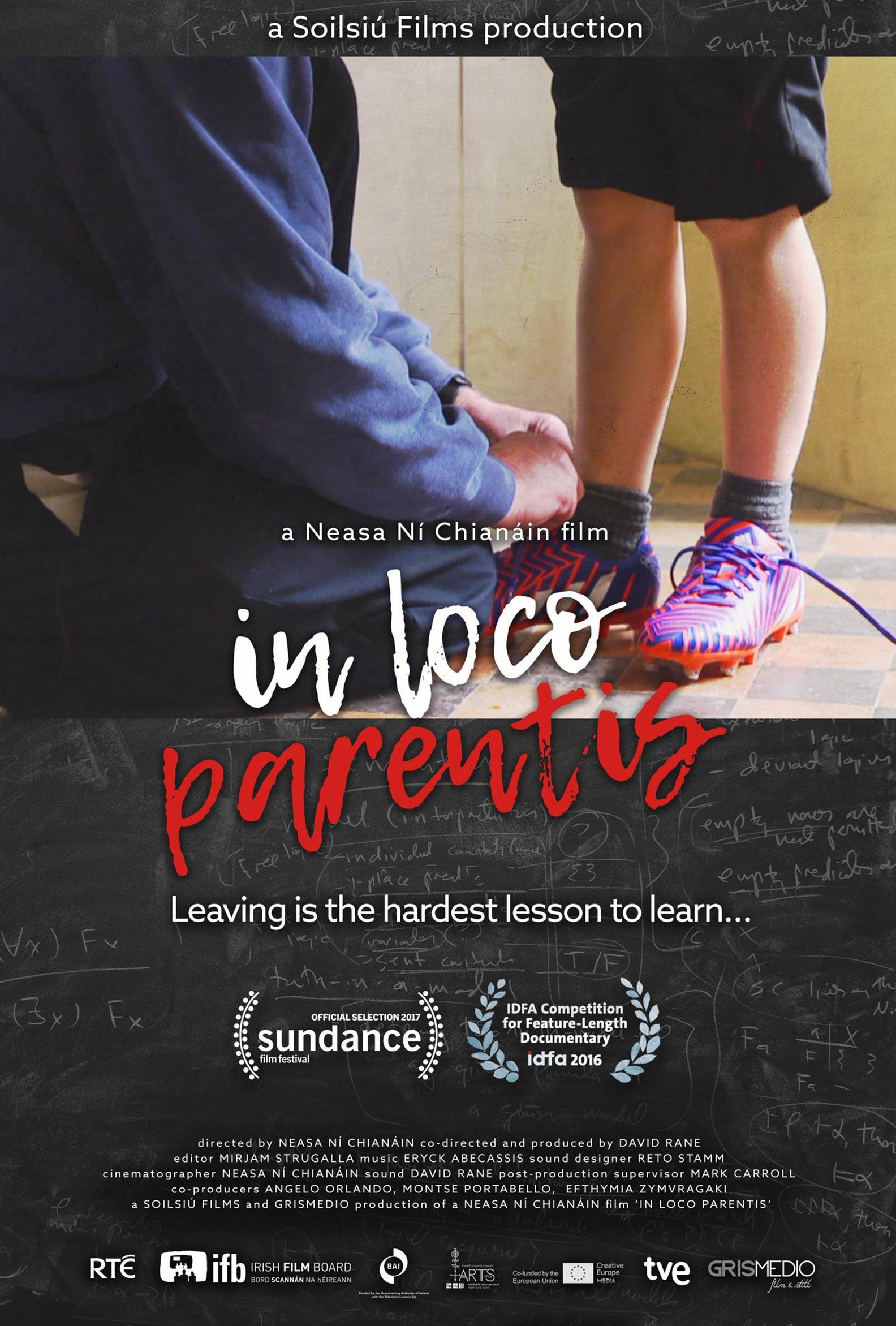 In Loco Parentis Poster #1