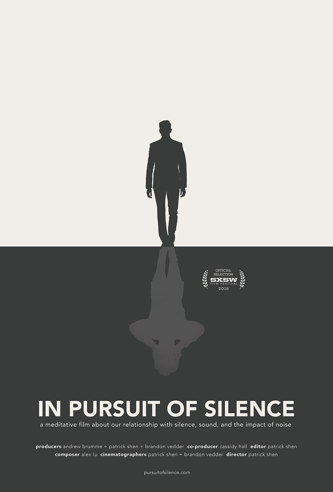 In Pursuit of Silence Poster #1