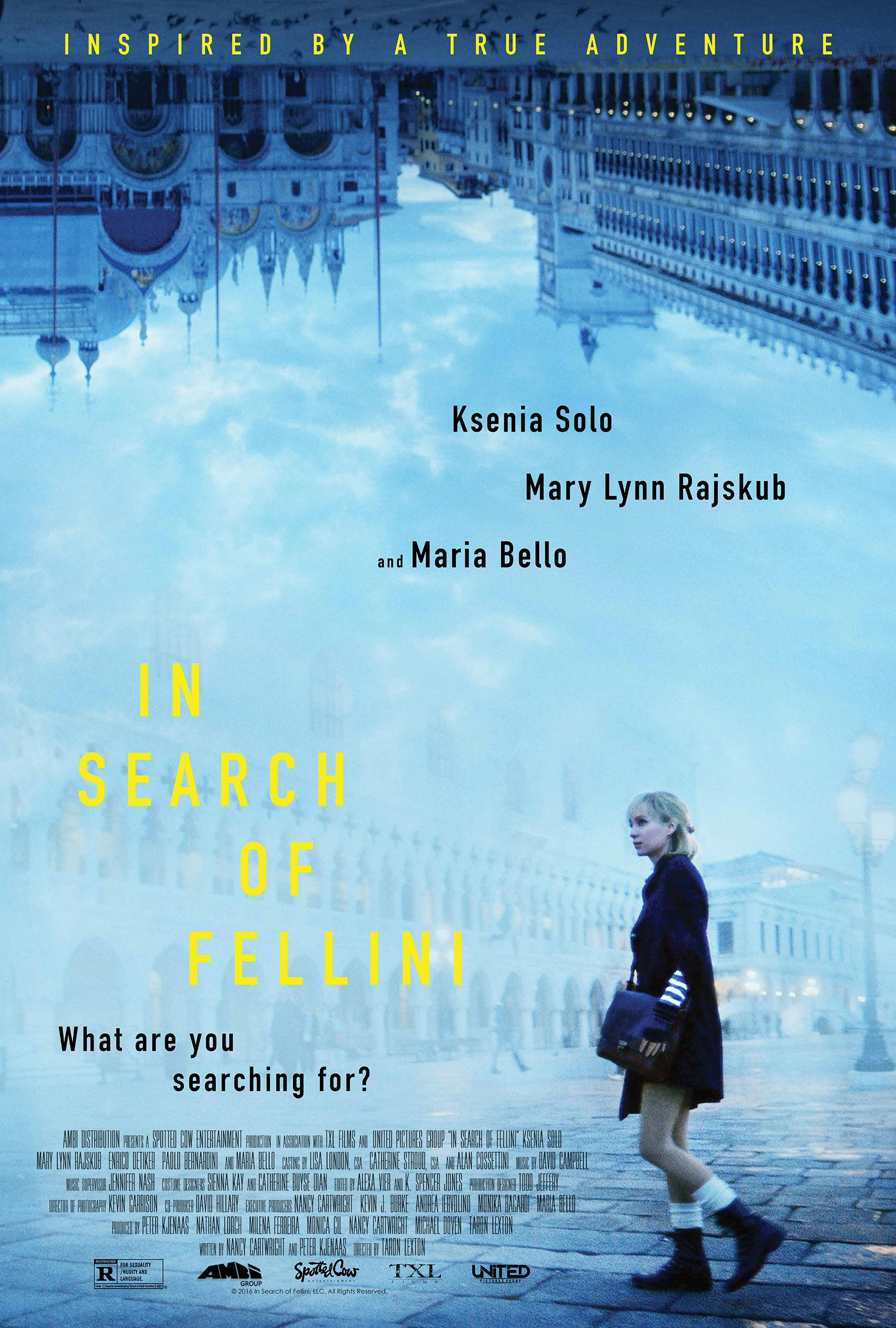 In Search of Fellini Poster #1