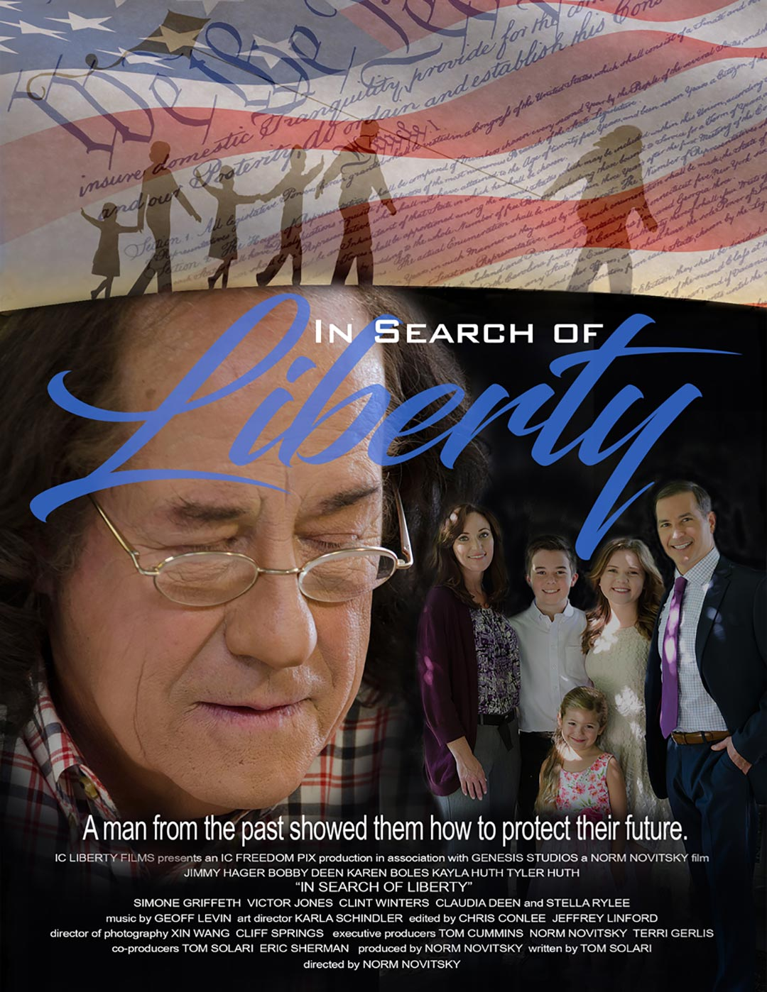 In Search of Liberty Poster #1