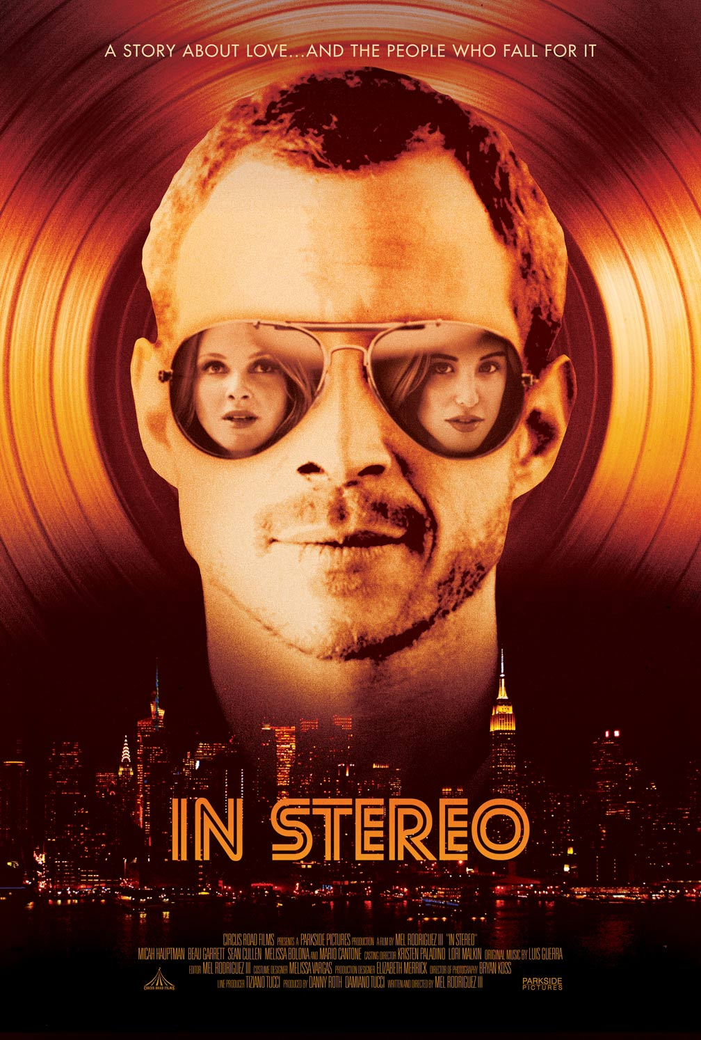 In Stereo Poster #1