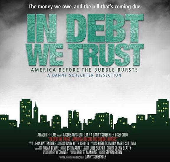 In Debt We Trust Poster #1