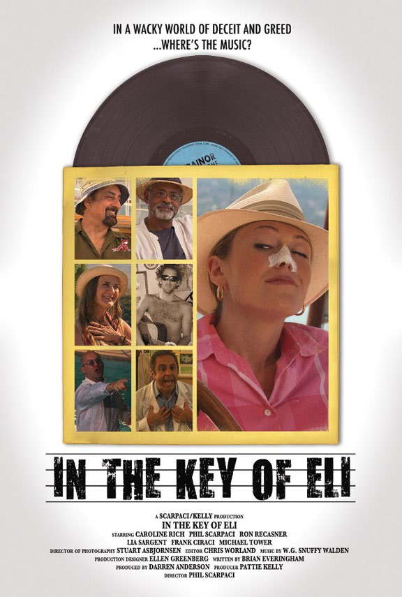In the Key of Eli Poster #1