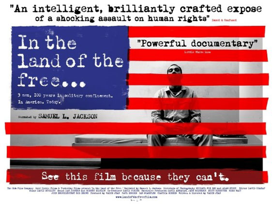 In the Land of the Free... Poster #1