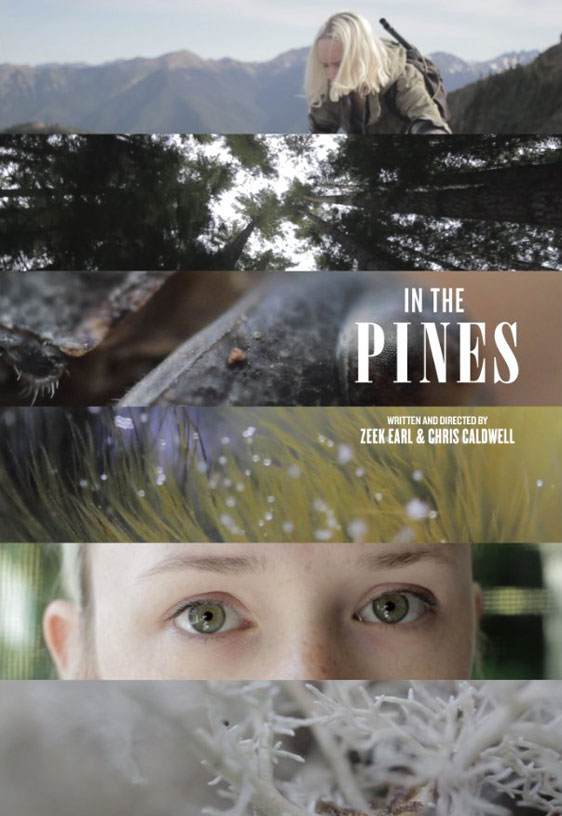 In the Pines Poster #1