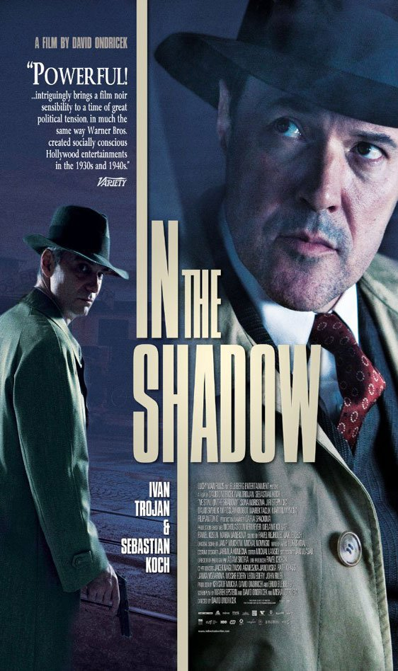 In the Shadow Poster #1