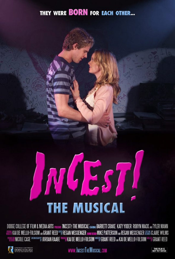 Incest! The Musical Poster #1