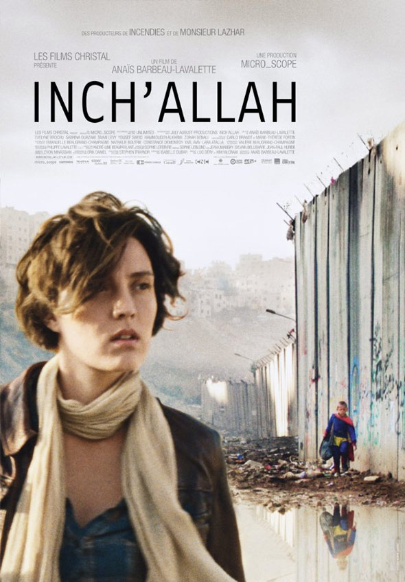 Inch'Allah Poster #1