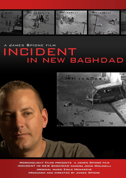 Incident in New Baghdad Poster #1