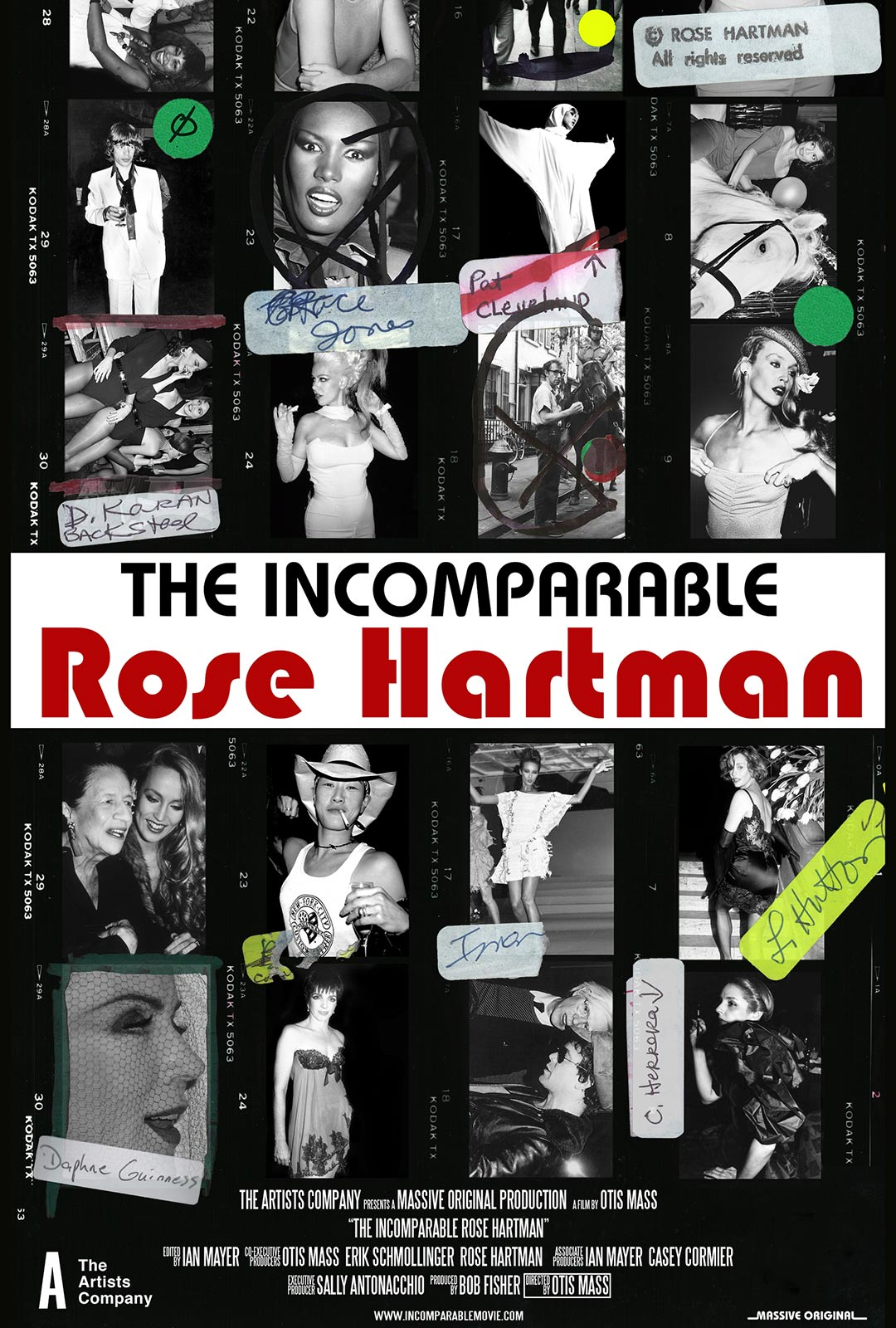 The Incomparable Rose Hartman Poster #1