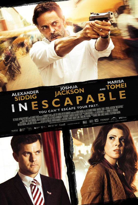 Inescapable Poster #2
