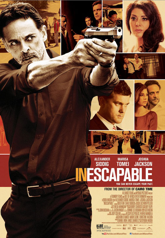 Inescapable Poster #1