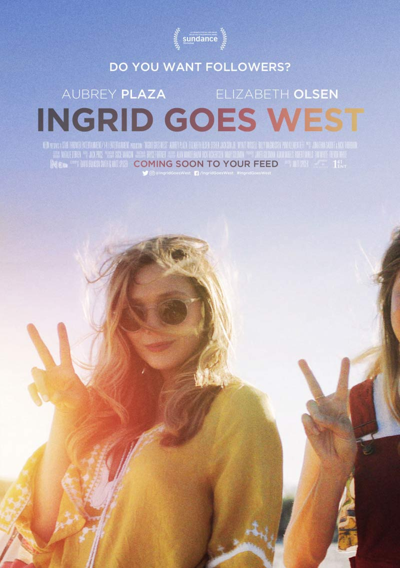 Ingrid Goes West Poster #1