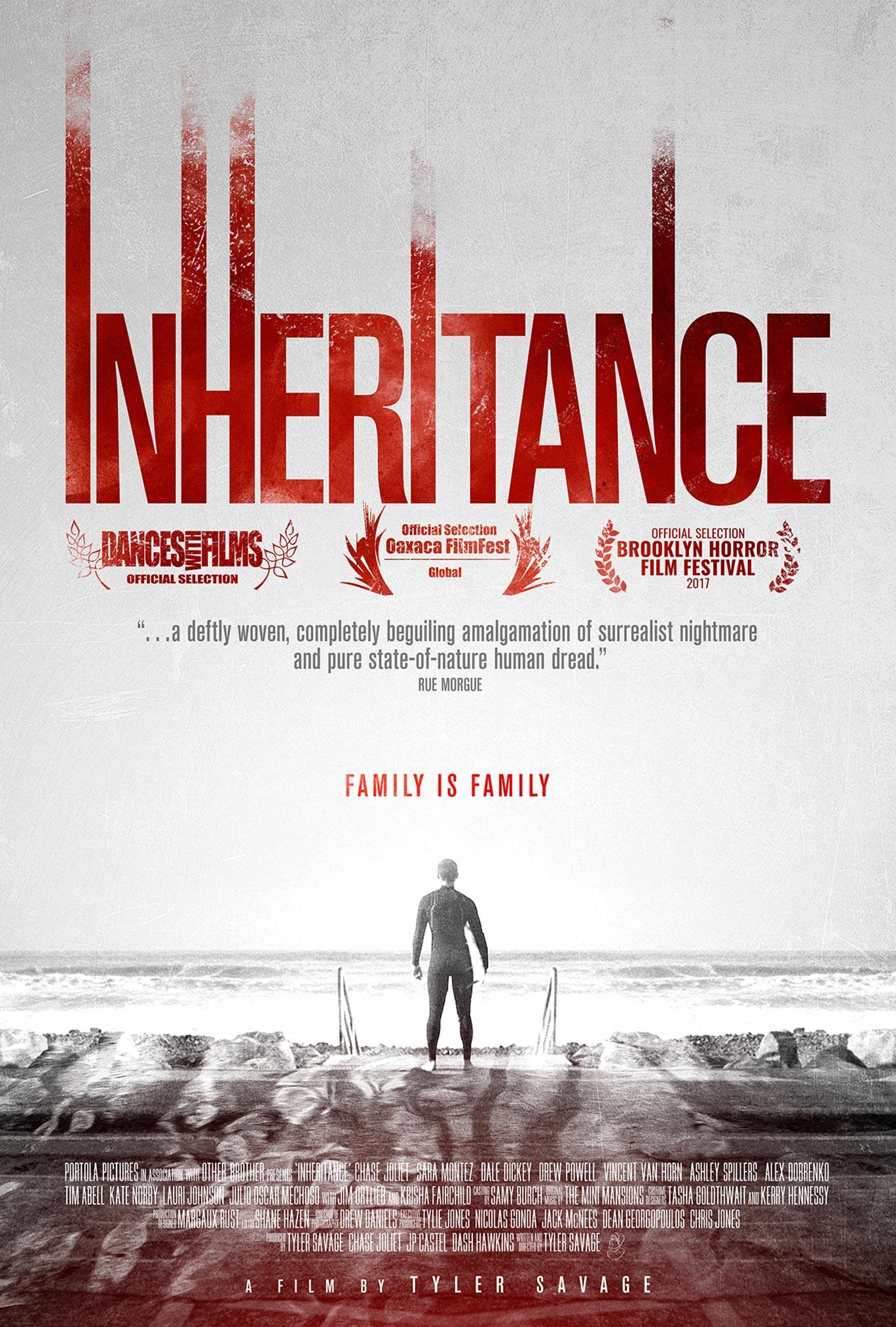 Inheritance Poster #1