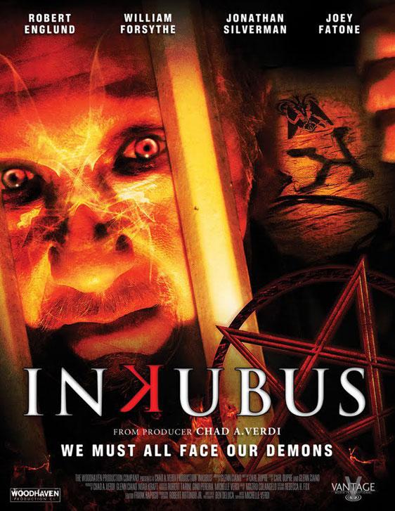 Inkubus Poster #1