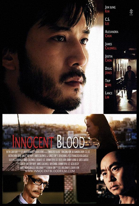 Innocent Blood Poster #1