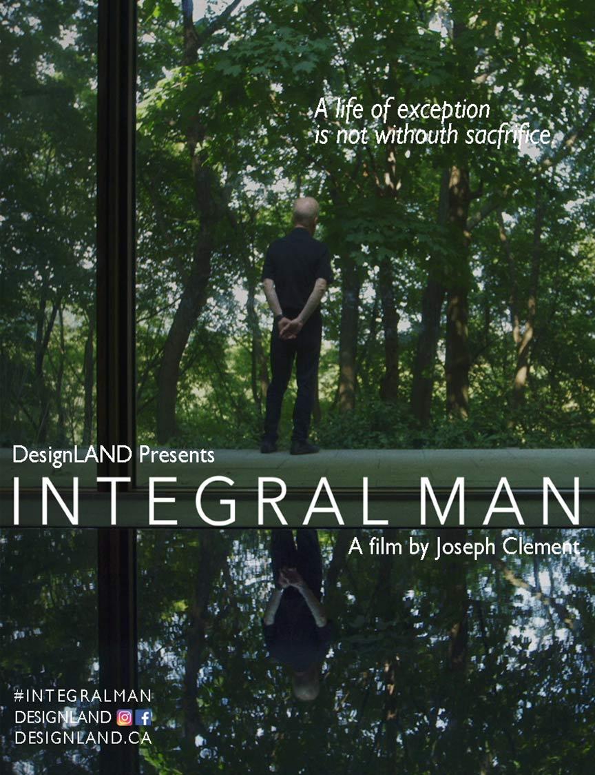 Integral Man Poster #1