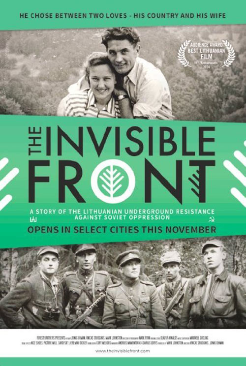 The Invisible Front Poster #1