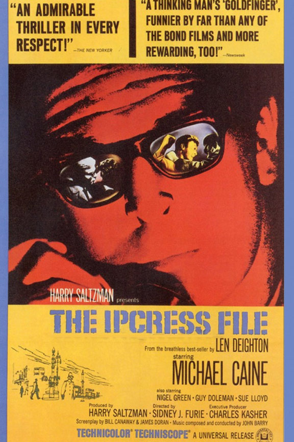 The Ipcress File Poster #3