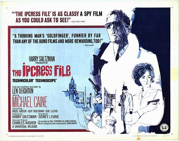 The Ipcress File Poster #7