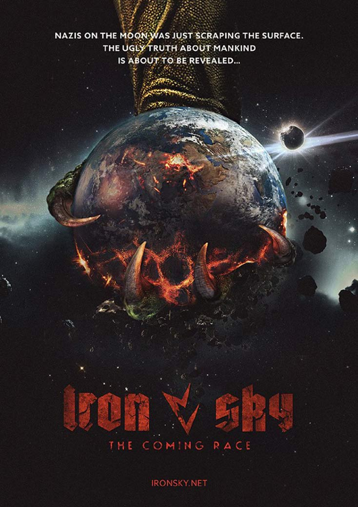 Iron Sky: The Coming Race Poster #1