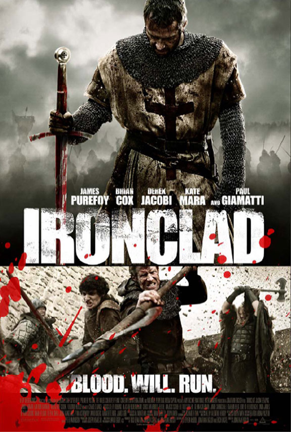 Ironclad Poster #2