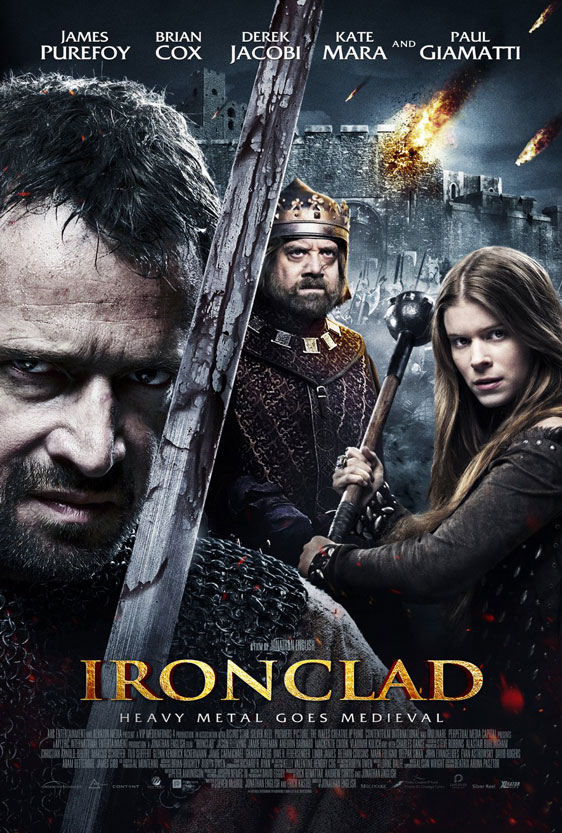 Ironclad Poster #3
