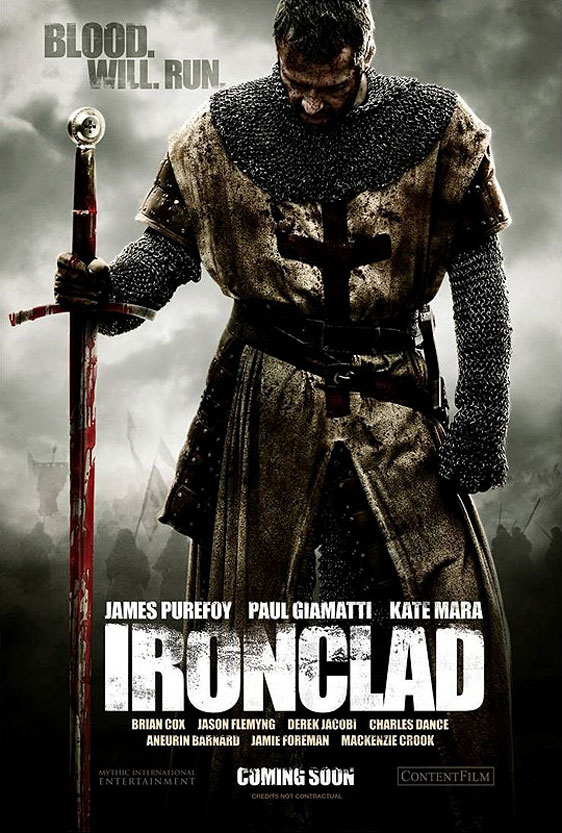 Ironclad Poster #1